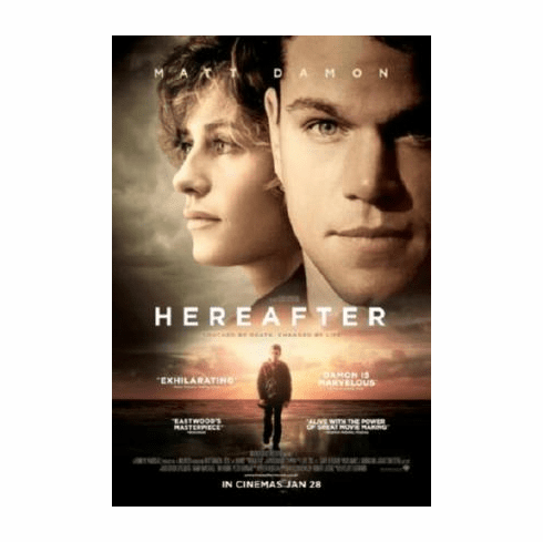 Hereafter Movie Poster 24inx36in