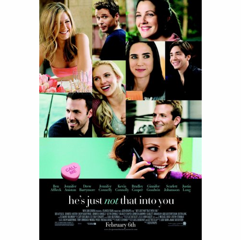 Hes Just Not That Into You Movie Poster 24inx36in