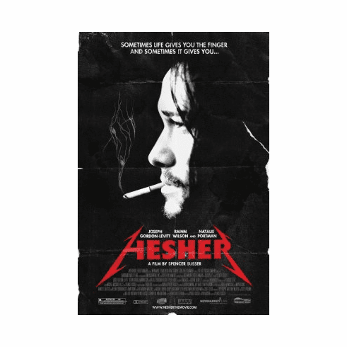 Hesher Movie Poster 24x36