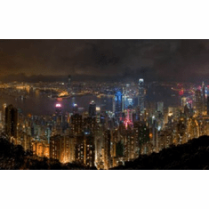 Hong Kong Scenery 8x10 photo Master Print