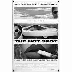 """Hot Spot The Black and White Poster 24""""x36"""""""