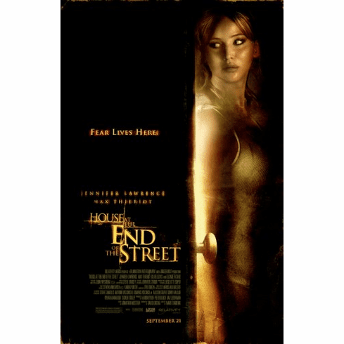 House At The End Of The Street Movie Poster 24inx36in Poster