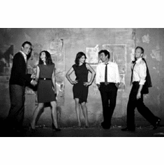 """How I Met Your Mother Black and White Poster 24""""x36"""""""