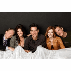 How I Met Your Mother Poster #02 24inx36in