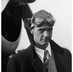 Howard Hughes Poster Aviator 24in x36 in