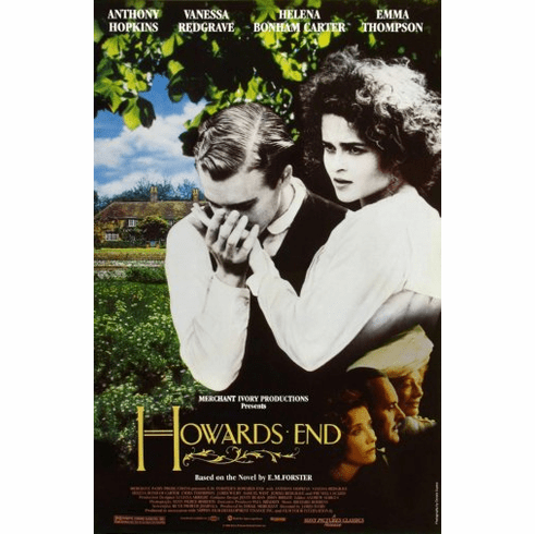 Howards End Movie Poster 24inx36in