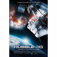 Hubble Telescope 3D Imax 8x10 photo master print