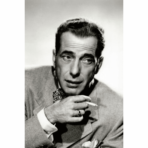 Humphrey Bogart 11inx17in Mini Poster