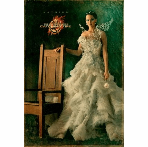 hunger games catching fire Mini Poster 11inx17in poster