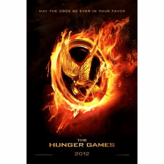 Hunger Games The Movie mini poster 11x17 #01