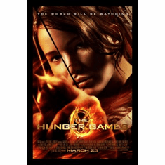 Hunger Games The Movie mini poster 11x17 #03