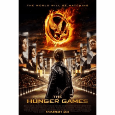Hunger Games The Movie mini poster 11x17 #04