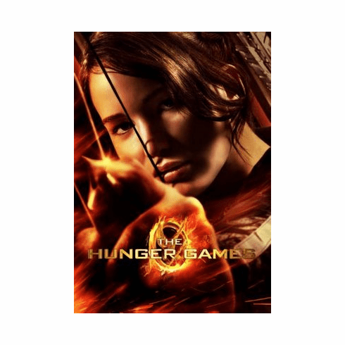 Hunger Games The Movie mini poster 11x17 #05