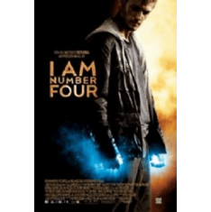 I Am Number Four Movie 8x10 photo Master Print #01