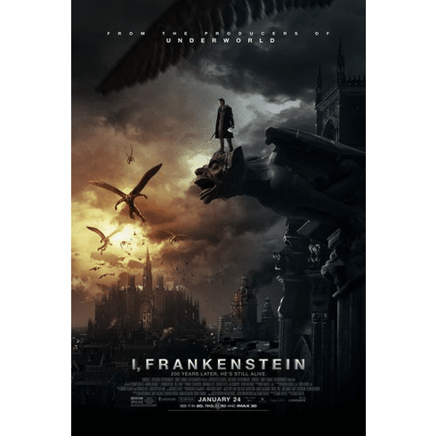 I Frankenstein 8x10 Photo