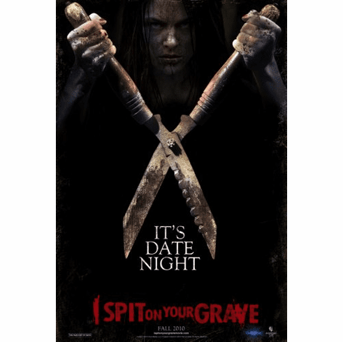 I Spit On Your Grave 2010 Movie Poster 24inx36in