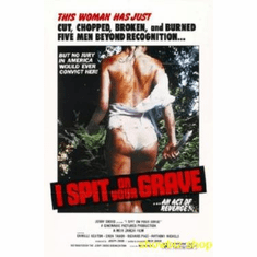 I Spit On Your Grave Movie 8x10 photo Master Print