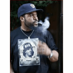 Ice Cube Poster 11x17 Mini Poster