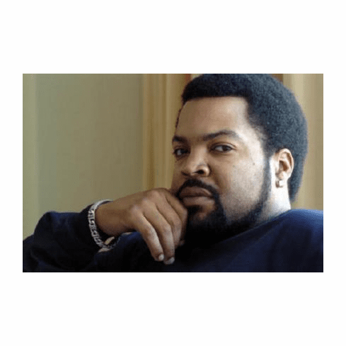Ice Cube Poster 24inx36in