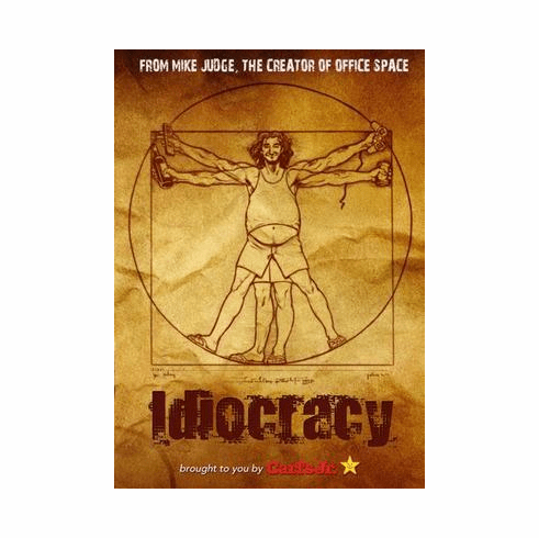 Idiocracy Movie Poster 24in x36 in