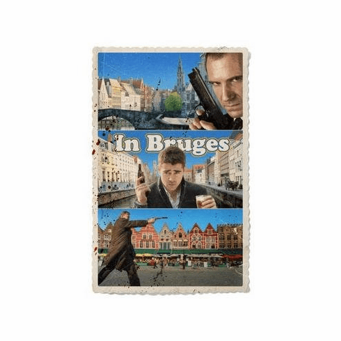 In Bruges Movie Poster 11x17 Mini Poster