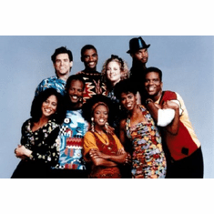 In Living Color Poster 24inx36in