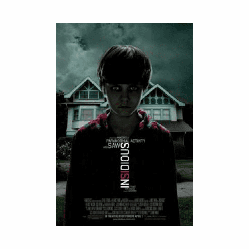 Insidious Poster #02 24inx36in