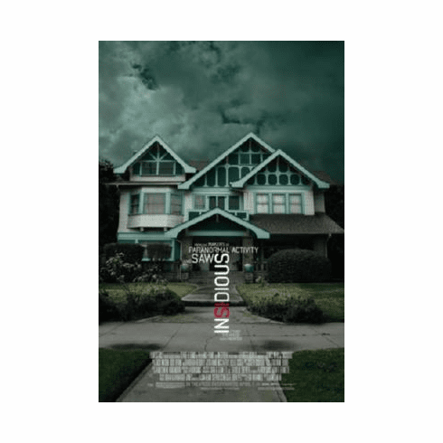 Insidious Poster 24inx36in