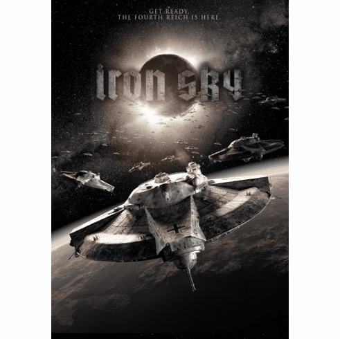 Iron Sky Movie Poster 24inx36in