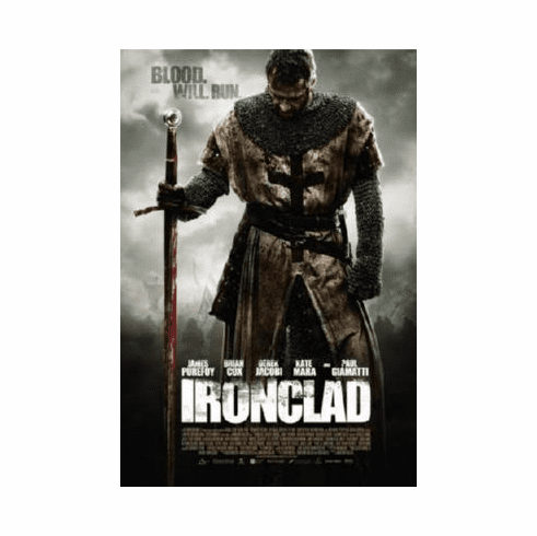 Ironclad Poster 24inx36in