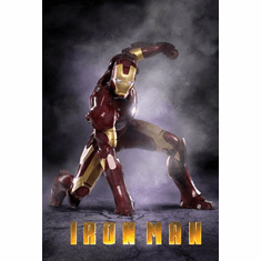 Ironman Movie poster 24inx36in Poster