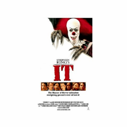 It Poster 24inx36in