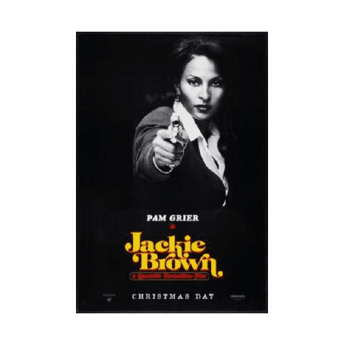 Jackie Brown Poster #02 24inx36in