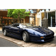 Jaguar Xj 220 8x10 photo master print