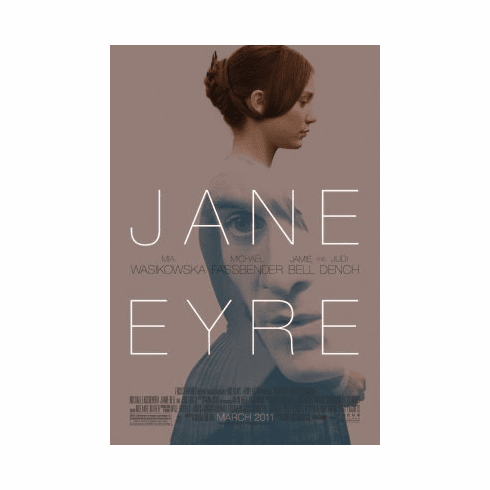 Jane Eyre Mini Poster 11x17