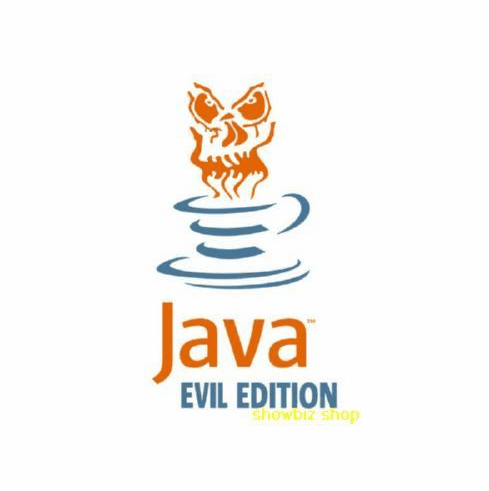 Java Evil Edition Poster Art 24inx36in