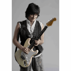 Jeff Beck Poster 24inx36in