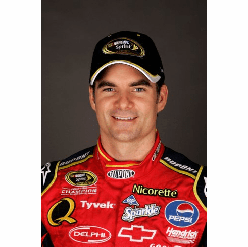 Jeff Gordon Poster 24inx36in