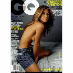 Jennifer Aniston Gq Cover 8x10 photo Master Print