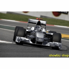 Jenson Button Poster F1 Racing 24inx36in