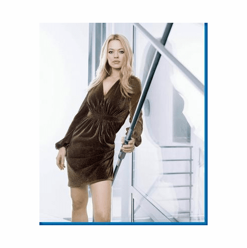 Jeri Ryan Short Dress Poster 24inx36in