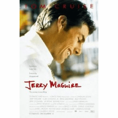 Jerry Mcguire Movie 8x10 photo Master Print