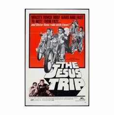 Jesus Trip The Movie 8x10 photo