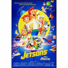Jetsons The Movie 8x10 Photo
