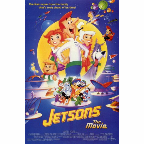 Jetsons The Movie Movie Poster 24inx36in