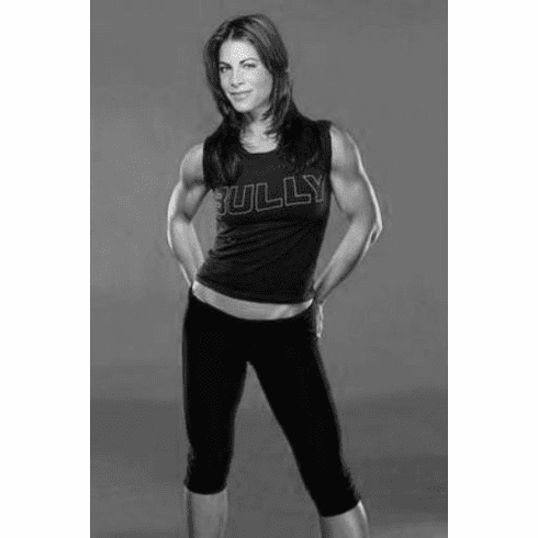 "Jillian Michaels Black and White Poster 24""x36"""