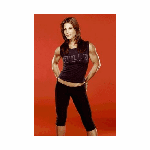 Jillian Michaels Poster Buff Pose 24in x36 in