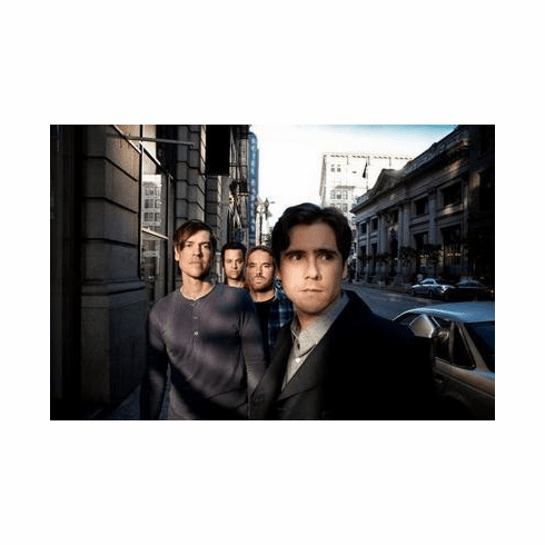 Jimmy Eat World Poster 24in x36 in