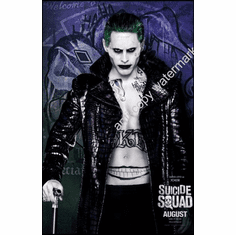 Joker Suicide Squad Poster Movie Poster 24x36