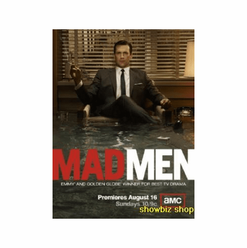 Jon Hamm Poster Mad Men Promo 24inx36in